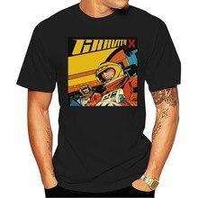 Camiseta banda truckfighters-gravidade x 1 nova 2021 eua tamanho em1 algodão adulto