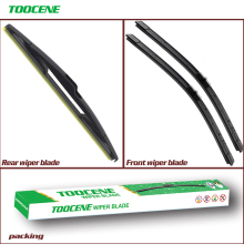 Front and Rear Wiper Blades For Ford Focus MK2 Hatchback  2005-2011 Windshield Windscreen wiper Auto Car Accessories 26