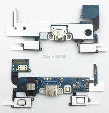 цена на Micro USB Charging Charger Dock Port mini Connector Flex Cable For Samsung Galaxy A5 SM-A500F A500M A5000 A5009 Circuit board