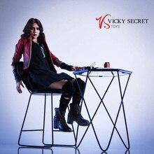 VSTOYS 18XG19 Trendy Sofa Scene Accessory 1/12 metal Chair Furniture For 12