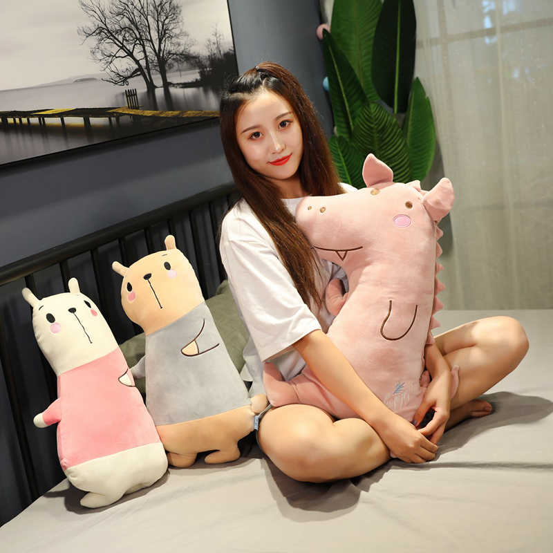 新 1PC 50/70/90 センチメートルかわいいリトルベアーぬいぐるみキス豚枕クリスマスギフト子供の誕生日女の子バレンタインデーの存在