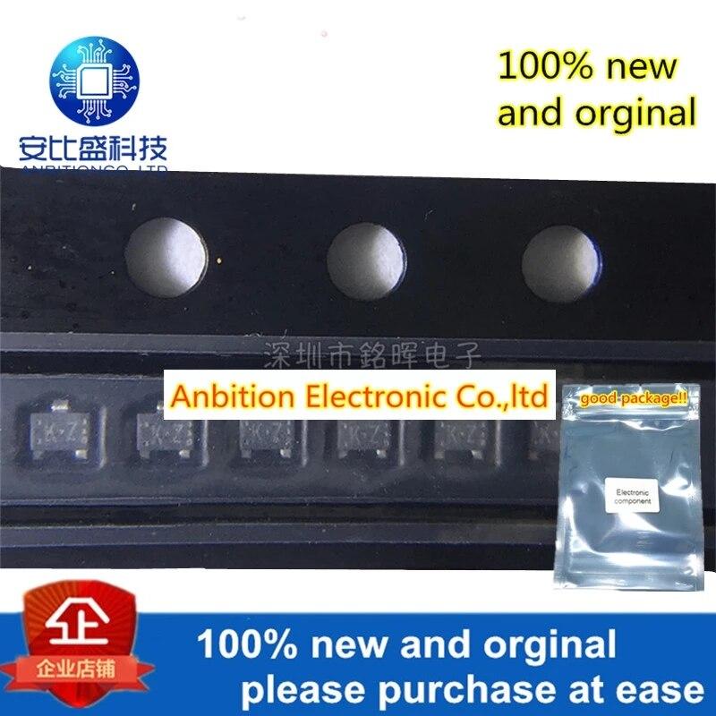 50pcs 100% New And Orgianl SSM3K35MFV Silk-screen KZ SOT723 In Stock