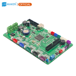 Image 5 - JGMAKER A5S A1 A3S 3D Printer Mother Board Motherboard Main Controller Board Self Developed Firmware with 4 pcs A5984 Drive