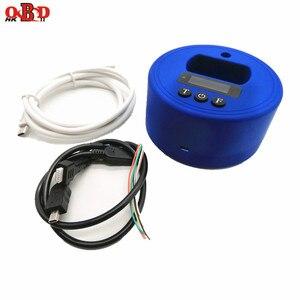 Image 3 - JMD – testeur de fréquence de génération à distance Ebaby, copie ID46/4D/48/70/83/72G/42/8C/11/12/13/33 avec 100 puces King/Blue