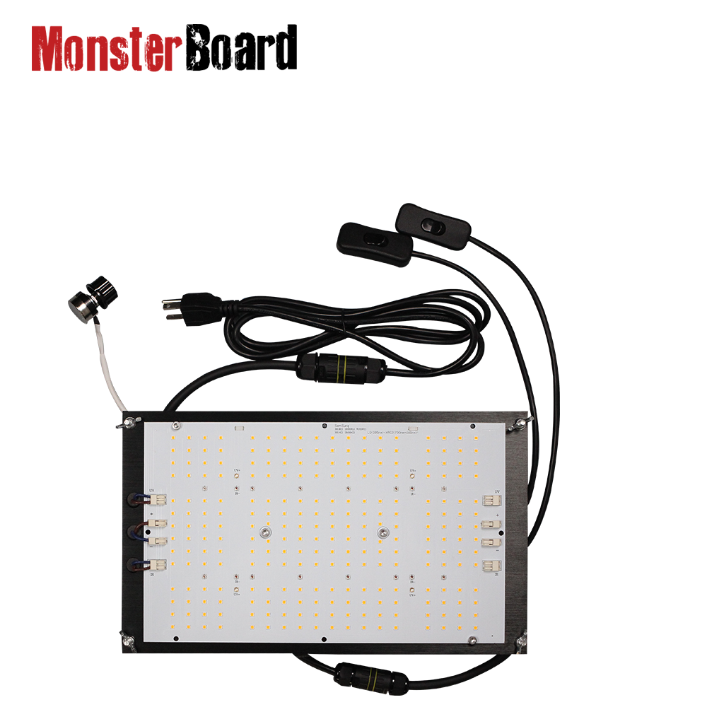 2020 Samsung Lm301h Board Ir Uv Switches Geeklight 120w Grow Light Led Quantum