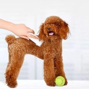Image 4 - Youpin ماكينة تشذيب شعر الحيوانات الأليفة الكهربائية ، قابلة لإعادة الشحن عبر USB ، احترافية ، للعناية بالحيوانات الأليفة ، للكلاب والقطط