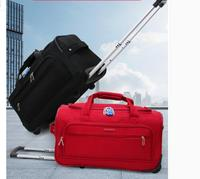 Männer reise Trolley Taschen Rädern tasche Frauen Reisen Gepäck tasche Roll Koffer Reise Roll Taschen Auf Rädern Reisegepäck Tasche