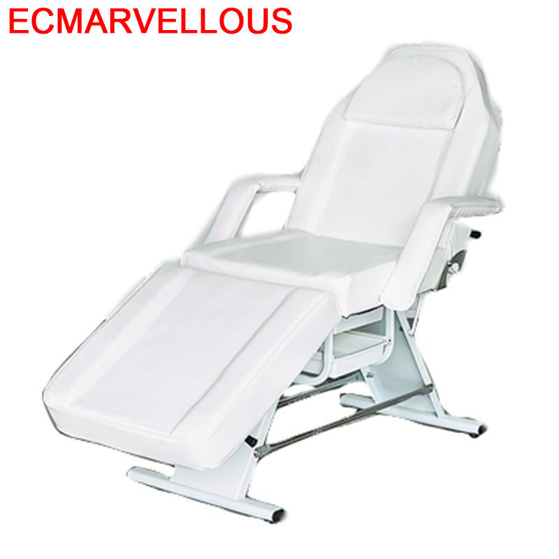 Mueble Beauty Dental Cadeira De Massagem Salon Furniture Pedicure Folding Chair Camilla Masaje Plegable Table Massage Bed