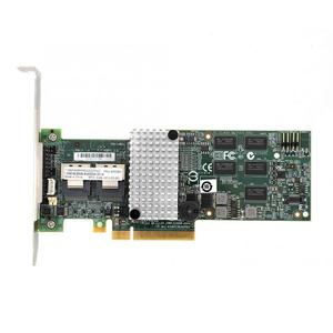 IBM M5015 Megaraid 9260-8i SATA / SAS Controller RAID 6G PCIe x8 for LSI 46M0851 Read Rate 2875MB/s Write Rate 1850MB/s(China)