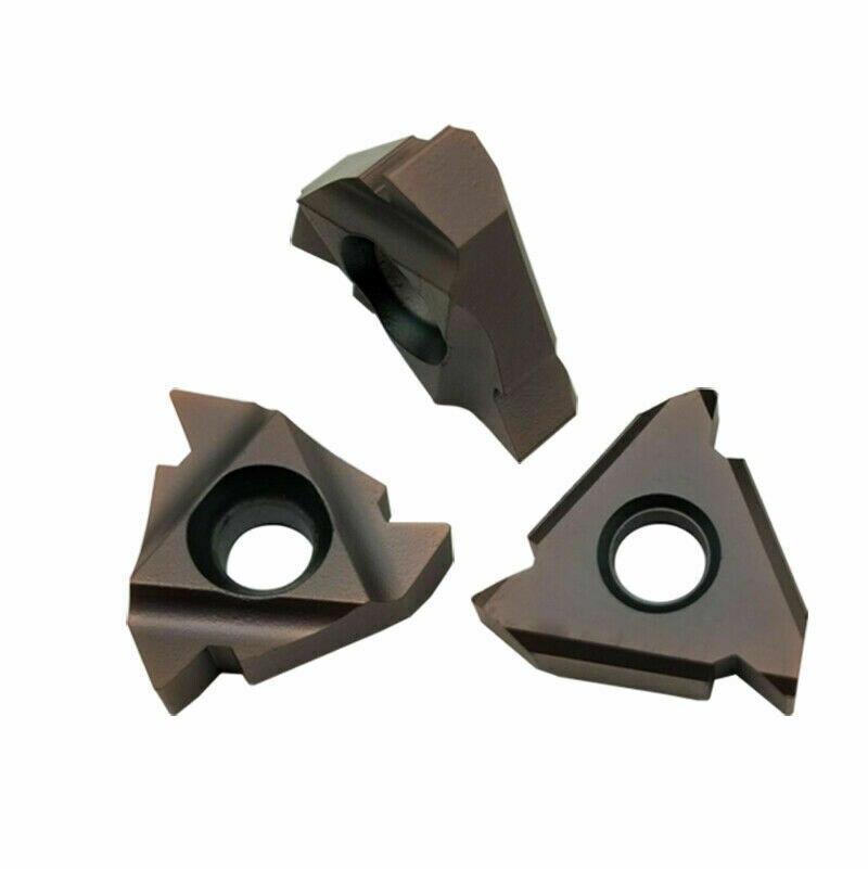 10 pcs MMT 22IR N60 VP15TF באיכות גבוהה עיבוד מחרטת CNC קרביד מוסיף הליכי כלי להב