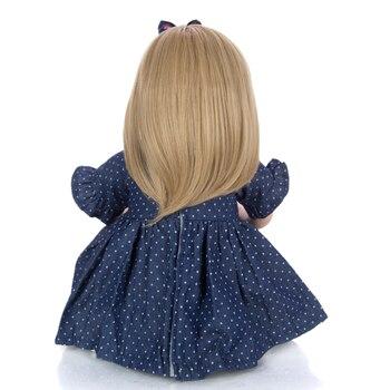 Кукла-младенец KEIUMI KUM18CB09-WGW08 5