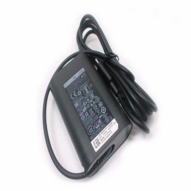 Genuine Original For Dell Latitude 11 12 7275 13 7370 45W 20V 2.25A LA45NM150 HDCY5 0HDCY5 8XTW5 689C4 Type-C USB-C AC Adapter