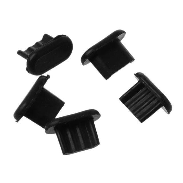 10 Sets Charging Port Micro USB Plug Protection 3.5mm Earphone Jacksets Dustproof SIM Card Removal Tool for Android Smart   5