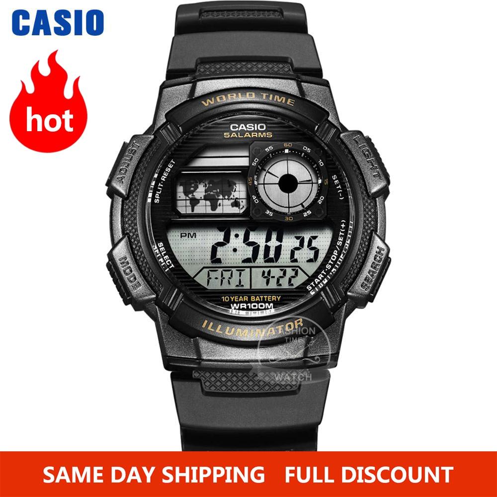 Casio watch g shock watch men top brand luxury set LED digital Waterproof Quartz men watch Sport militaryWatch relogio masculino|Quartz Watches| |  - title=