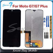 High Quality Touch Sensor LCD Display For Motorola Moto G7/G7 Plus  XT1962 Screen Assembly