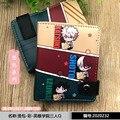 Короткий кошелек Midoriya Izuku/Todoroki Shoto из искусственной кожи с карманом для монет
