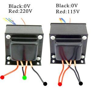 Image 4 - 130W output voltage 230V 6.5V EL34 KT88 Tube amplifiers E transformer for power amplifier