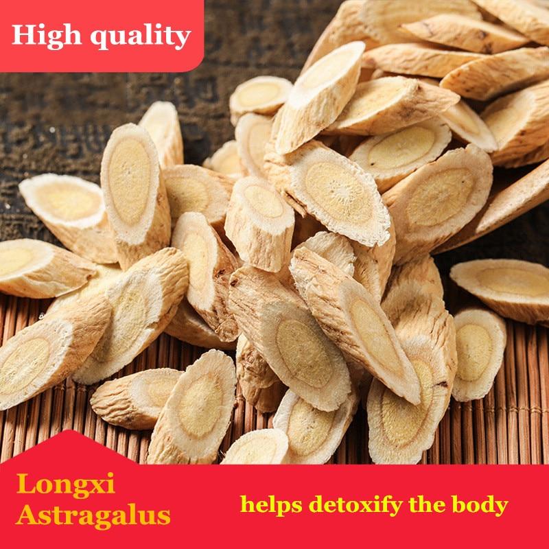High Quality Organic Wild Astragalus Root Radix Astragali Huangqi Dried Slices Healthy Tea