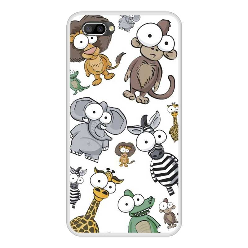 Case Cover For Doogee X20 Soft Silicone TPU Chic Patterned Printed For Doogee X20 Phone Case