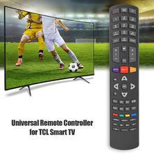 جديد Rc311 TV Rmote التحكم عن بعد عالية الجودة من TCL التلفزيون الذكي هو مناسبة ل TCL T43d18sfs 01b طومسون Intellig