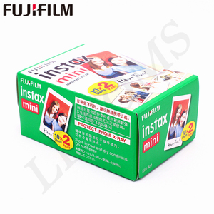 Image 5 - 10 200 ورقة فوجي فوجي فيلم instax mini 9 أفلام حافة بيضاء 3 بوصة فيلم واسع للكاميرا الفورية mini 8 9 7s 25 50s 90 ورق طباعة الصور