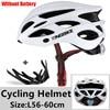 Kingbike 2019 novo design preto capacetes de bicicleta mtb mountain road ciclismo capacete da bicicleta casco ciclismo tamanho L-XL 24