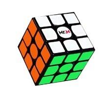 Educational Toys Magic-Cube Twist-Puzzle Shengshou 3x3x3 Magnetic 3x3-Speed Mr.m 3M V2