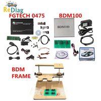ECU チップチューニングツール Fgtech ガレット 4 V54 車トラック V1255 BDM100 ECU プログラマー BDM フレーム検査治具のための BDM100 fgtech チップ