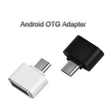 Адаптер OTG с разъемами USB 3,0 типа C и Micro USB, конвертер OTG для Redmi, Xiaomi, Huawei, Samsung, мыши, клавиатуры, USB, флеш накопитель, адаптер OTG