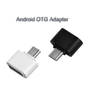 Image 1 - USB 3.0 Tipo C OTG Adattatore Micro USB OTG Converter Per Redmi Xiaomi Huawei Samsung Tastiera Mouse USB Flash disco Adattatore OTG