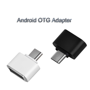 Image 1 - USB 3.0 Type C OTG 어댑터 마이크로 USB OTG 변환기 Redmi Xiaomi 화웨이 삼성 마우스 키보드 USB 플래시 디스크 어댑터 OTG