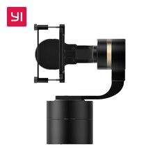 YI Handheld Gimbal For 4k Action Camera 3 Axis Pan/Tilt/Roll Manual Adjustment 320 degree Compact & Light