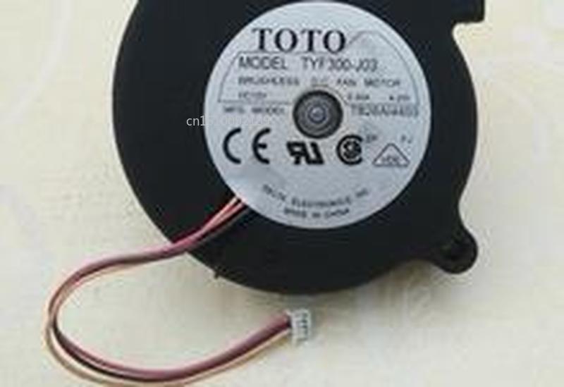 For TOTO TYF300-J03 DC 12V 0.35A 4.2W 70x70x20mm Server Cooler Fan Free Shipping