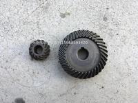35 TeethAngle Grinder Getriebe Polieren Maschine Kegelradgetriebe Schneiden Maschine Installiert Zubehör