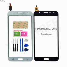 Touch Screen For Samsung Galaxy J7 2015 J700 Touch Screen Digitizer Sensor Touch Glass Lens Panel Assembly Parts