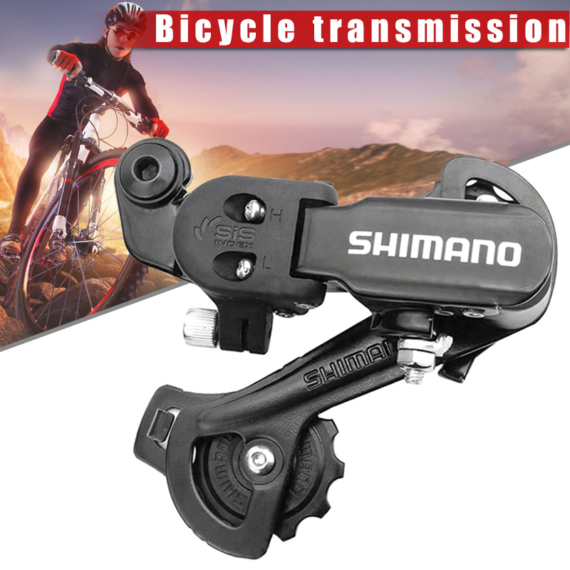 Shimano TZ31 the 7 Speed of Mountain Bike Direct//Hanger Mount Rear Derailleur