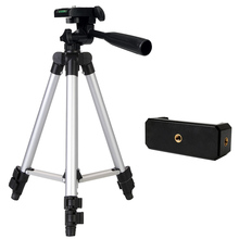 Foldable Tripod Stand Mount Clip Camera Phone Holder for Huawei P10 P20 P30 Pro Lite P Smart Z Y5 Y6 Y7 Honor 8S 8X 7X 9X