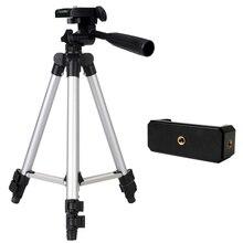 접이식 삼각대 스탠드 마운트 클립 카메라 전화 홀더 화웨이 P10 P20 P30 프로 라이트 P 스마트 Z Y5 Y6 Y7 명예 8S 8X 7X 9X