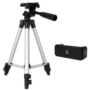 Image 1 - Soporte de trípode plegable para teléfono móvil, Clip de montaje para cámara, Huawei P10, P20, P30 Pro, Lite, P Smart, Z, Y5, Y6, Y7, Honor, 8S, 8X, 7X, 9X