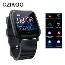 2019 New Smart Watch Men Bracelet Heart Rate Monitor Blood Pressure Sport Smartwatches Women For ios Android Xiaomi Huawei(China)
