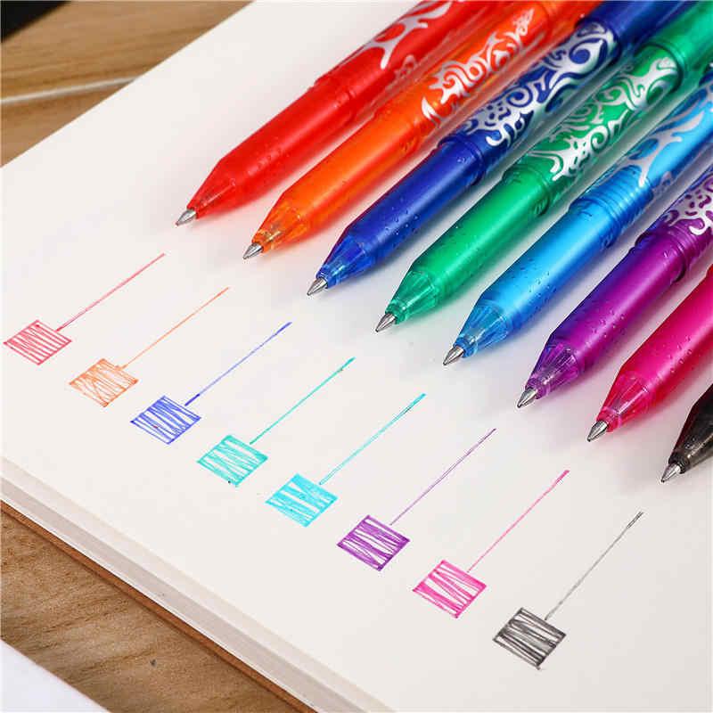 1pcs Cancellabile Trucchi Magici di Riscrivere il Tipo di Carattere Scompaiono Penna Magica, Penna di Riscaldamento Font Scompaiono Colorato Giocattolo di Colore