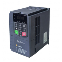 Solar PV 0.75 /1.5/2.2Kw Inverter Variable frequency Drive VFD 1PH/3PH 220V/380V for Controling Water Pumping System