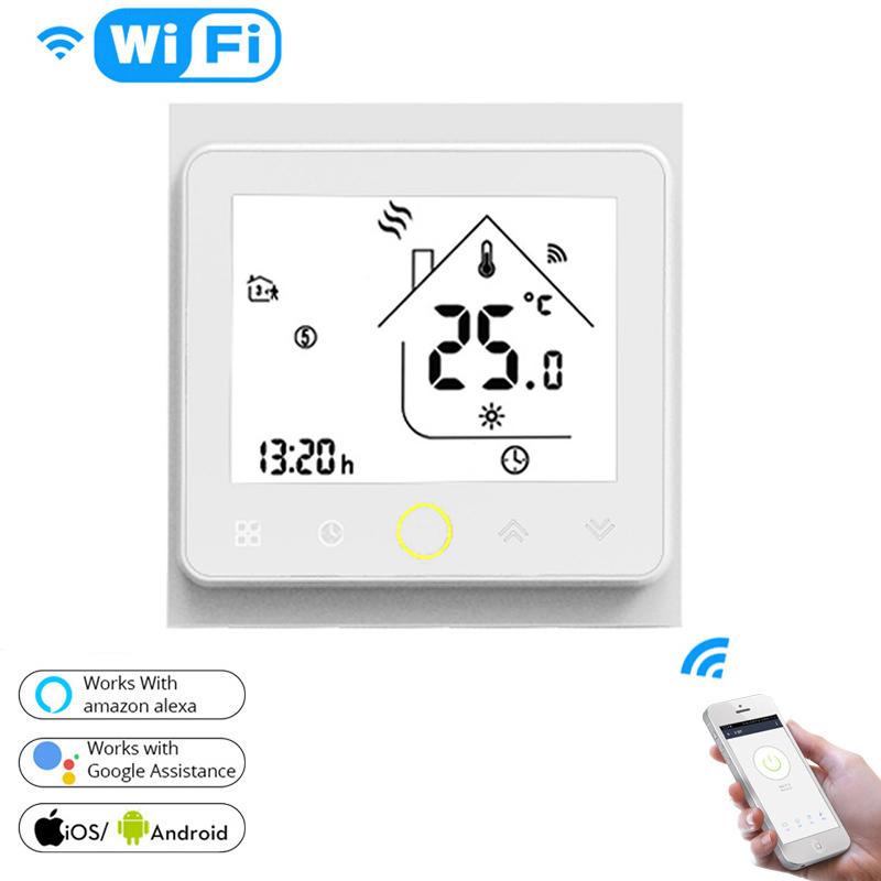 Hbeec2b8ce25f44619f85f60ddea17fa1d - Smart Wifi Thermostat for Lamps Fan Water Dispenser Water Heater Electric Pot TV Humidifier Light Boiler Wifi Switch Smart Home