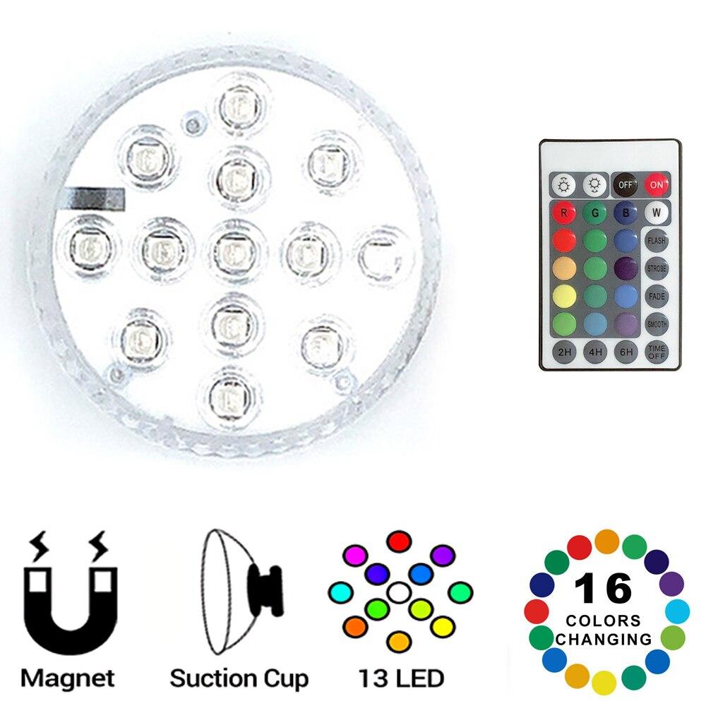 led luz submersivel rgb luzes subaquaticas a 05
