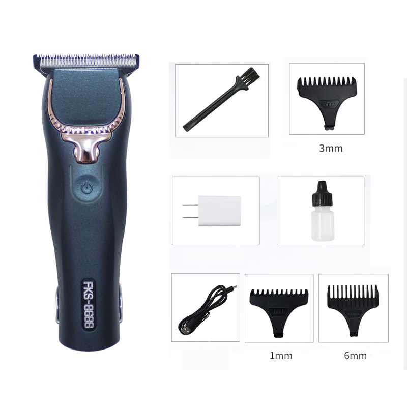 Cutting-Machine Hair-Trimmer Barber Electric-Hair-Clipper Mini for Men 110-240V Newly-Design