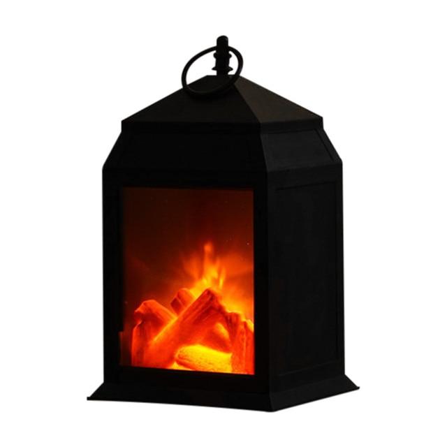Led Simulation Fireplace Flame  5