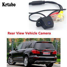 Krtabo For Mercedes Benz GL350 GL450 GL500 GL550 2013 2014 2015 Full Hd Waterproof  Back Up Reverse Parking Camera