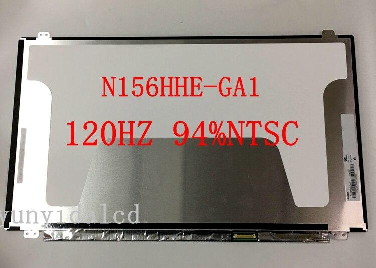 Original 120HZ LED Screen LCD Display Matrix For Laptop 15.6