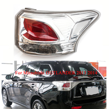 MIZIAUTO Tail Lamp rear light Assembly for Mitsubishi OUTLANDER 2013 2014 Light  8330A787 8330A788 Car Style