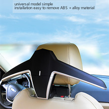 Hanger Jacket Foldable for Coat Suit Headrest Back-Seat Multifunctional B-LIFE